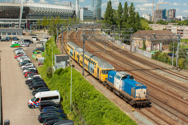 Photo of VolkerRail V100 (DR) 2034 Diesel locomotief by besttrains